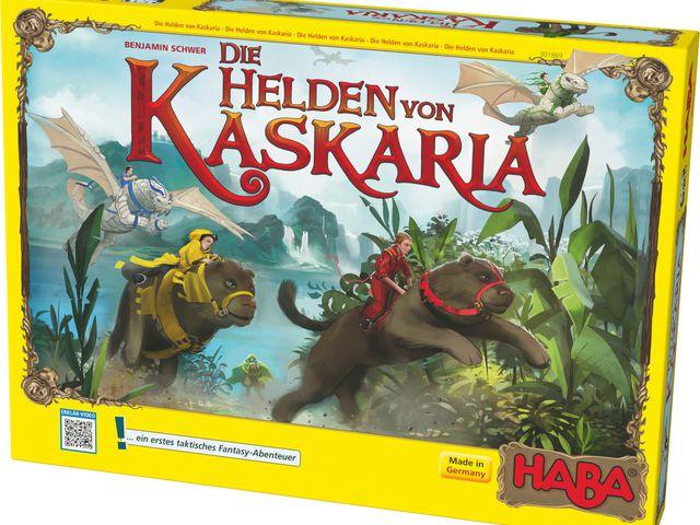 Die Helden von Kaskaria Bild 1