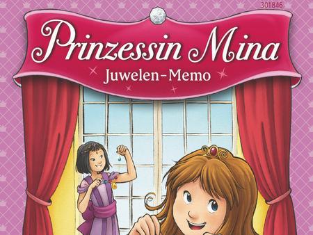 Prinzessin Mina: Juwelen-Memo
