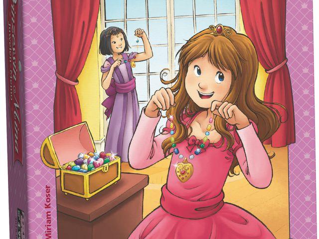 Prinzessin Mina: Juwelen-Memo Bild 1
