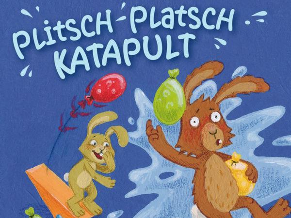 Bild zu Alle Brettspiele-Spiel Plitsch-Platsch Katapult