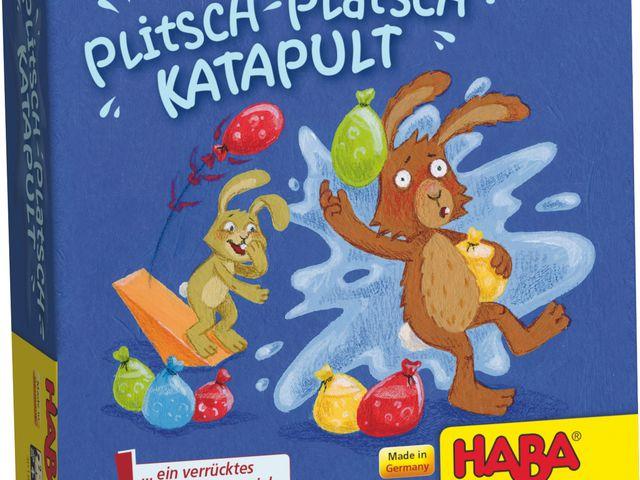 Plitsch-Platsch Katapult Bild 1