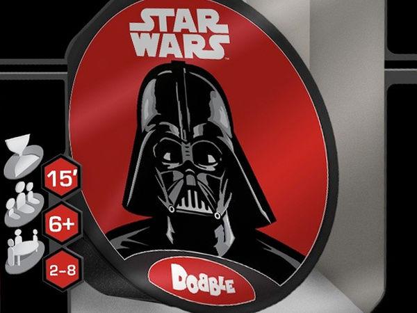 Bild zu Alle Brettspiele-Spiel Dobble: Star Wars