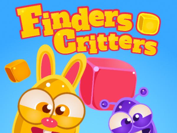 Bild zu Denken-Spiel Finders Critters