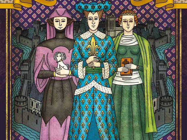 Die Damen von Troyes Bild 1