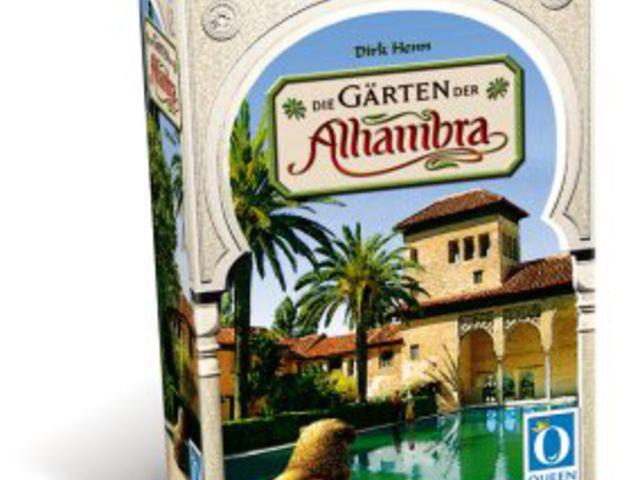 Die Gärten der Alhambra Bild 1