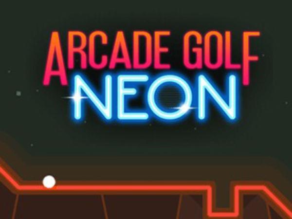 Bild zu Action-Spiel Arcade Golf: NEON