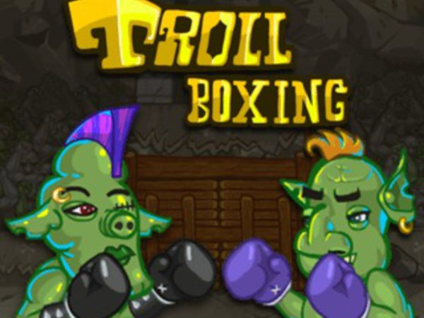 Bild zu Sport-Spiel Troll Boxing