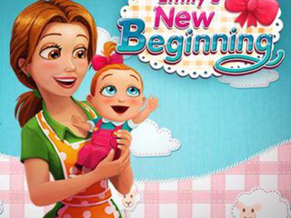 Bild zu Mädchen-Spiel Emily's New Beginning