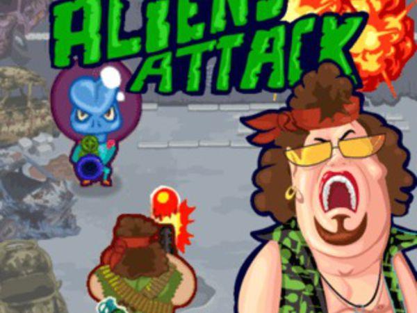 Bild zu Neu-Spiel Aliens Attack