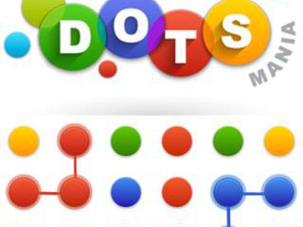 Bild zu HTML5-Spiel Dots Mania