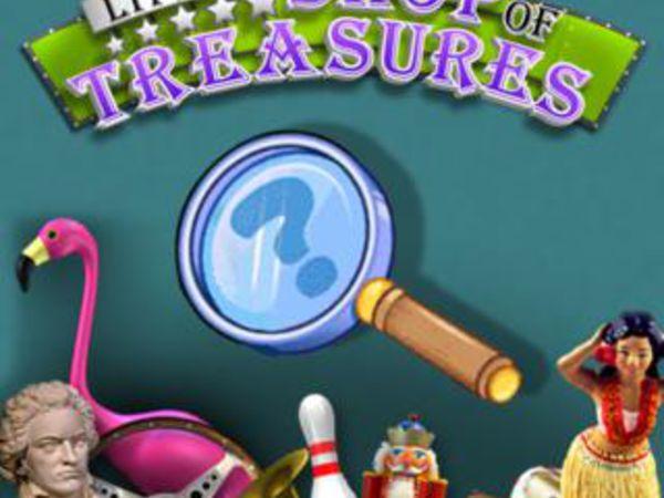 Bild zu Mädchen-Spiel Little Shop Of Treasures