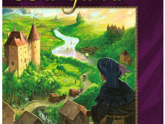 Die Burgen von Burgund: Das Kartenspiel Bild 1