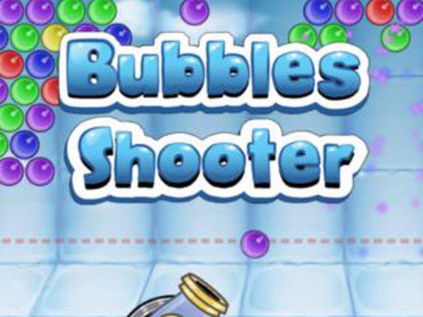 Bild zu Geschick-Spiel Bubbles Shooter