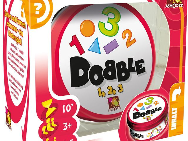 Dobble Spielanleitung