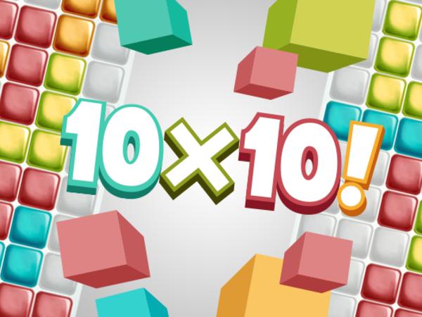Bild zu HTML5-Spiel 10x10!