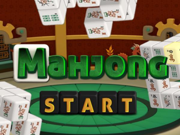 Bild zu Klassiker-Spiel Mahjong 3D