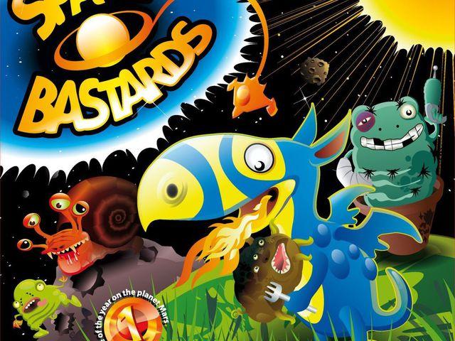 Space Bastards Bild 1