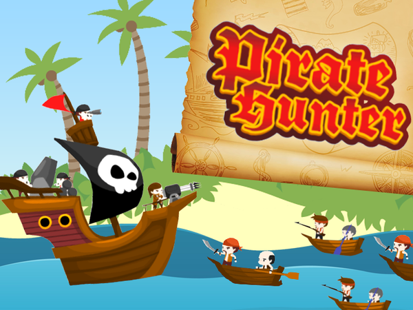 Bild zu Strategie-Spiel Pirate Hunter