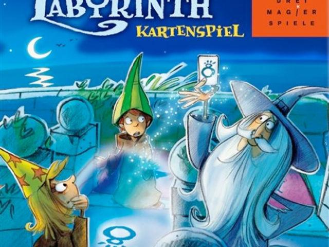 Das magische Labyrinth: Kartenspiel Bild 1