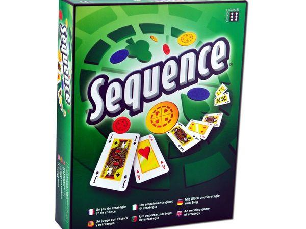 Bild zu Alle Brettspiele-Spiel Sequence