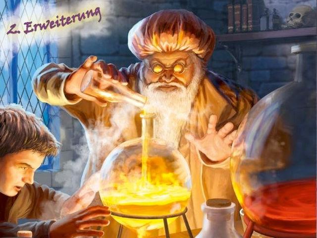 Dominion: Die Alchemisten Bild 1