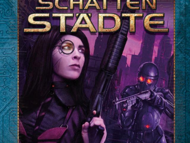Shadowrun - Schattenstädte Bild 1