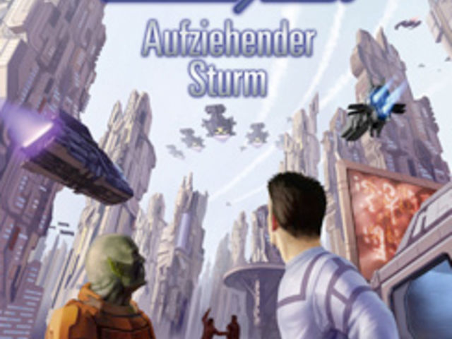 Race for the Galaxy: Aufziehender Sturm Bild 1