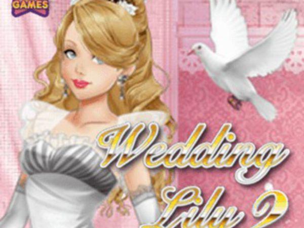 Bild zu Mädchen-Spiel Wedding Lily 2