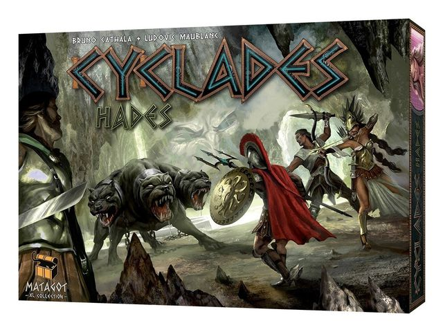 Cyclades: Hades Bild 1