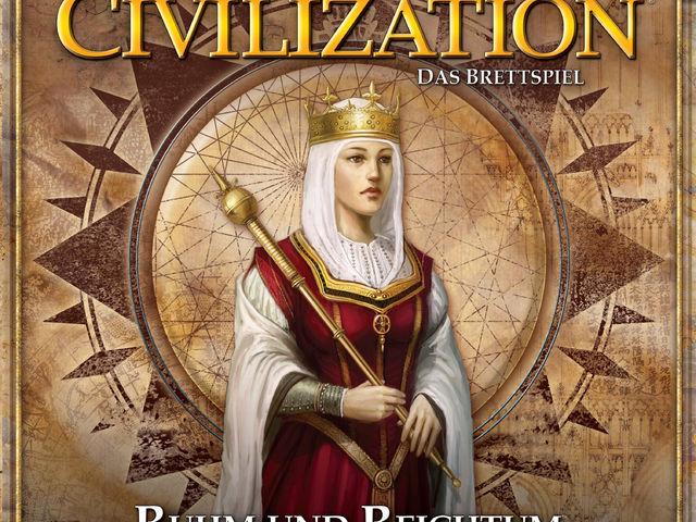 Civilization - Das Brettspiel: Ruhm und Reichtum Bild 1