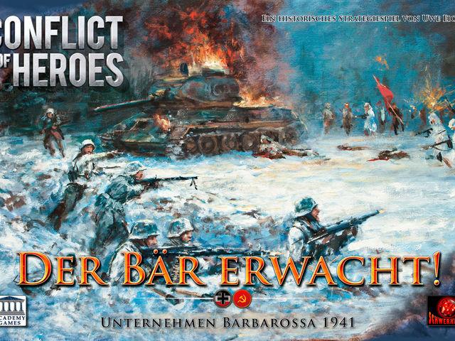 Conflict of Heroes: Der Bär erwacht! Bild 1