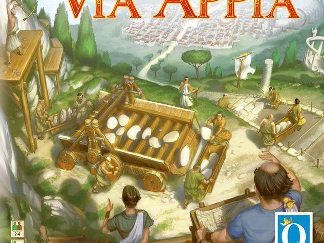 Via Appia Bild 1