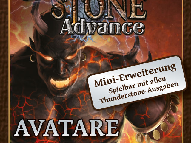 Thunderstone Advance - Avatare Bild 1