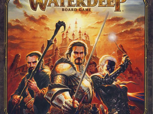 Lords of Waterdeep Bild 1