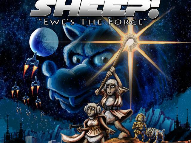 Space Sheep! Bild 1
