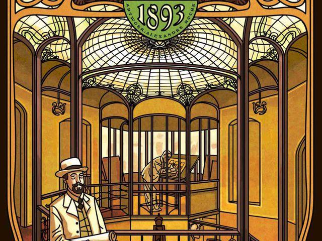 Bruxelles 1893 Bild 1