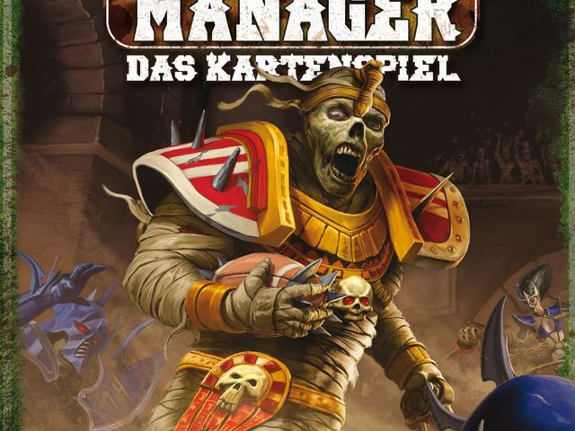 Blood Bowl Team Manager: Sudden Death Erweiterung Bild 1