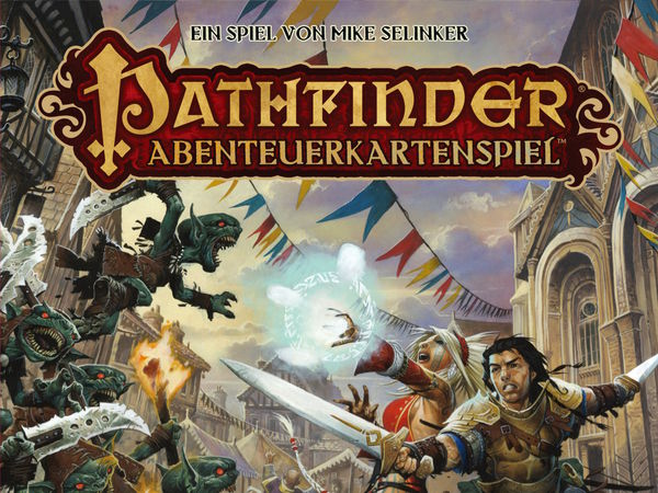 Bild zu Alle Brettspiele-Spiel Pathfinder Abenteuerkartenspiel: Das Erwachen der Runenherrscher - Grundbox