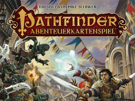 Pathfinder Abenteuerkartenspiel: Das Erwachen der Runenherrscher - Grundbox