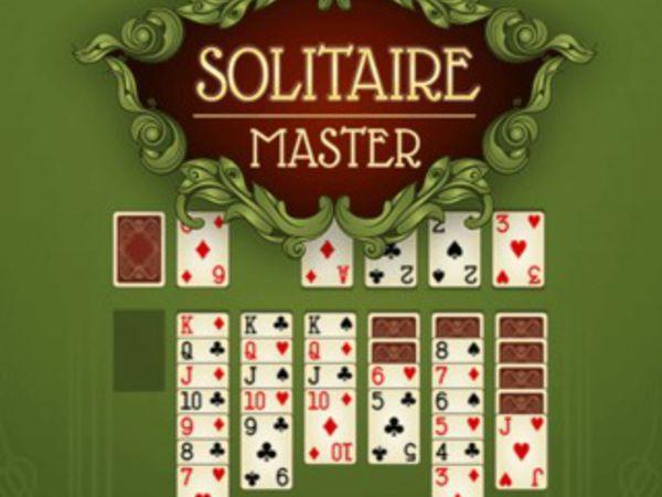Bild zu Karten & Brett-Spiel Solitaire Master