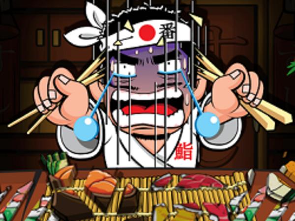 Bild zu Denken-Spiel Sushi Matching