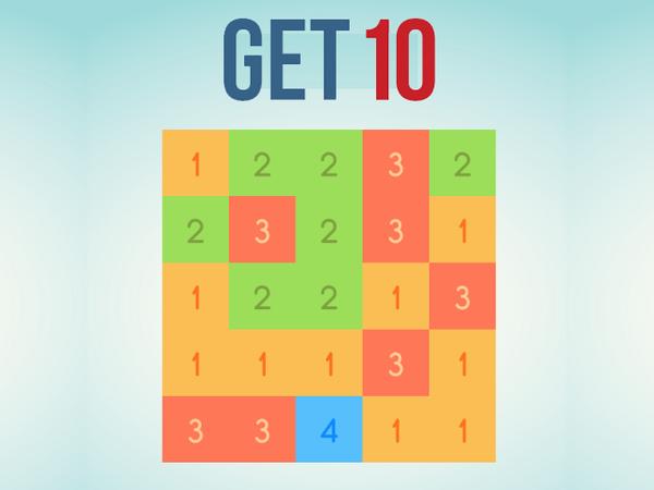 Bild zu Denken-Spiel Get 10