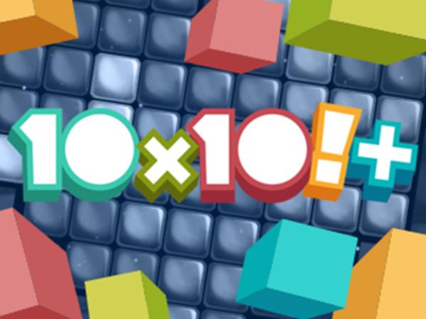 Bild zu Denken-Spiel 10x10 Plus