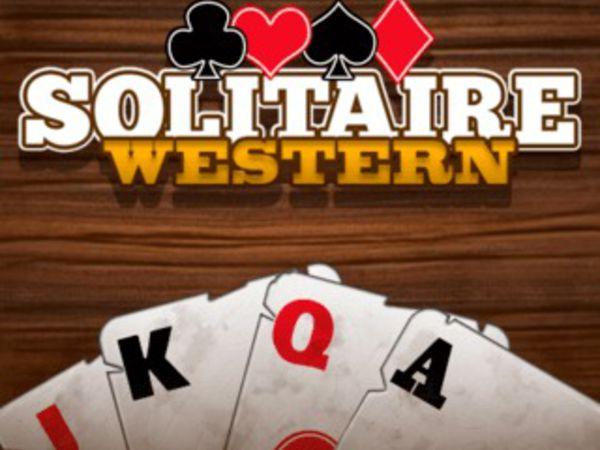 Bild zu HTML5-Spiel Western Solitaire