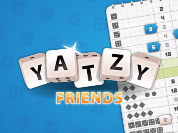 Bild zu Klassiker-Spiel Yatzy Friends