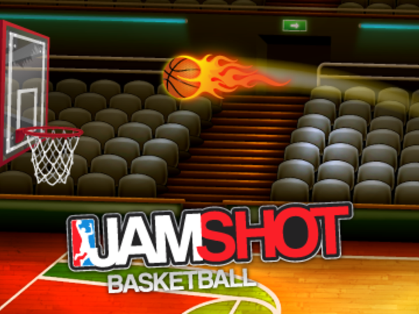Bild zu Highscore-Spiel Jamshot Basketball