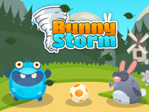 Bild zu Highscore-Spiel Bunny Storm