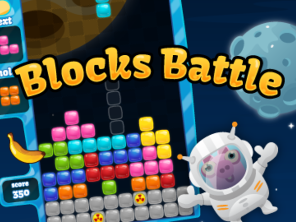 Bild zu Highscore-Spiel Blocks Battle