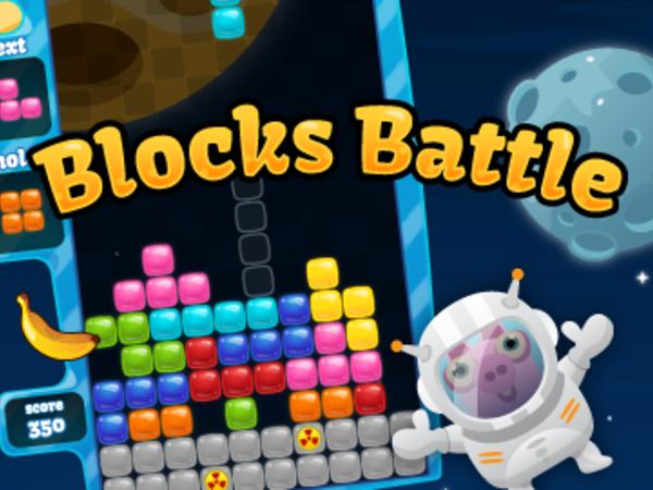 Bild zu Denken-Spiel Blocks Battle