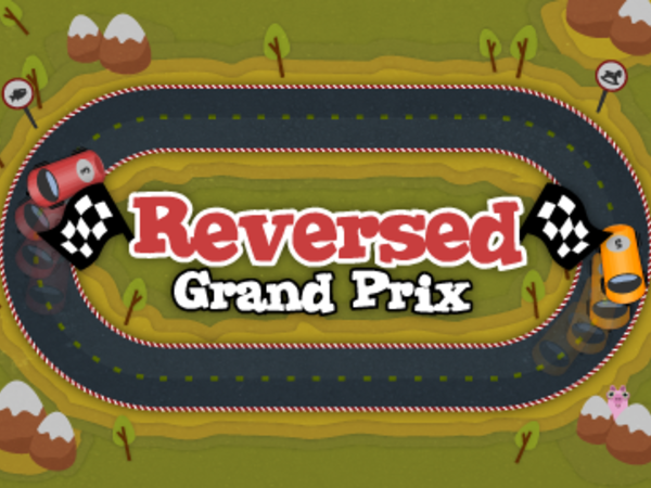 Bild zu Rennen-Spiel Reversed Grand Prix